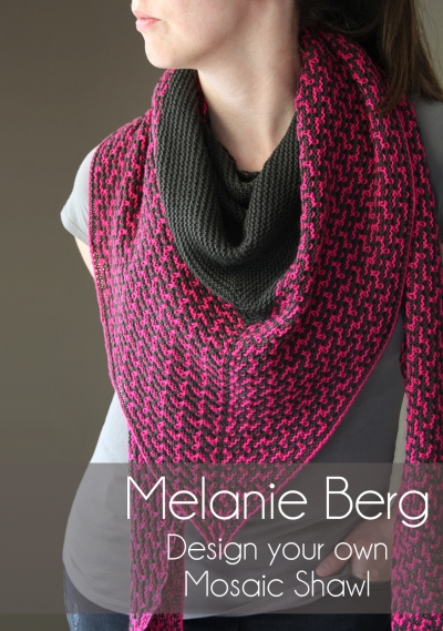 Design your own Moasic Shawl