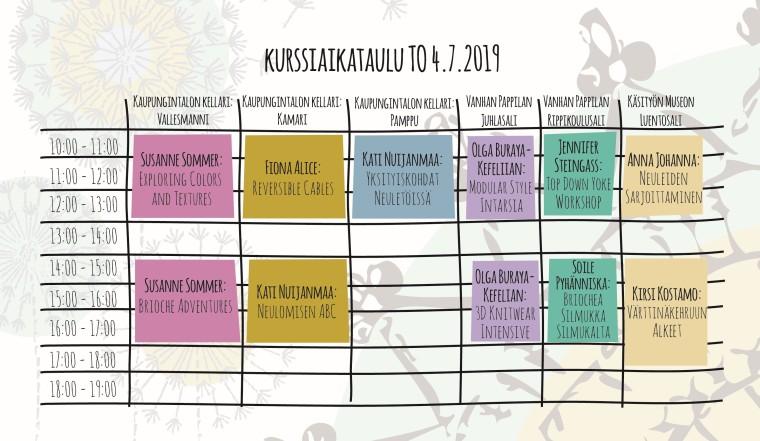 kurssiaikataulu2019-01